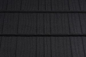 Metrotile Wood Coal Black