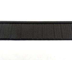 Metrotile list Wood Coal Black